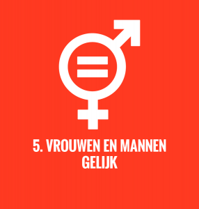 5 Vrouwen en mannen gelijk