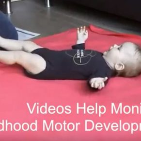 Film GoAPP Videos Help Monitor Childhood Motor Development  on-line