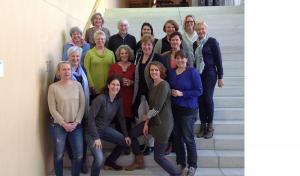 Deelnemers werkconferentie 15 en 16 febr 2016