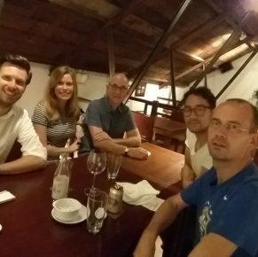 Patrick in HCM voor SAUNAC – II. Geduld, gedoe en interesse