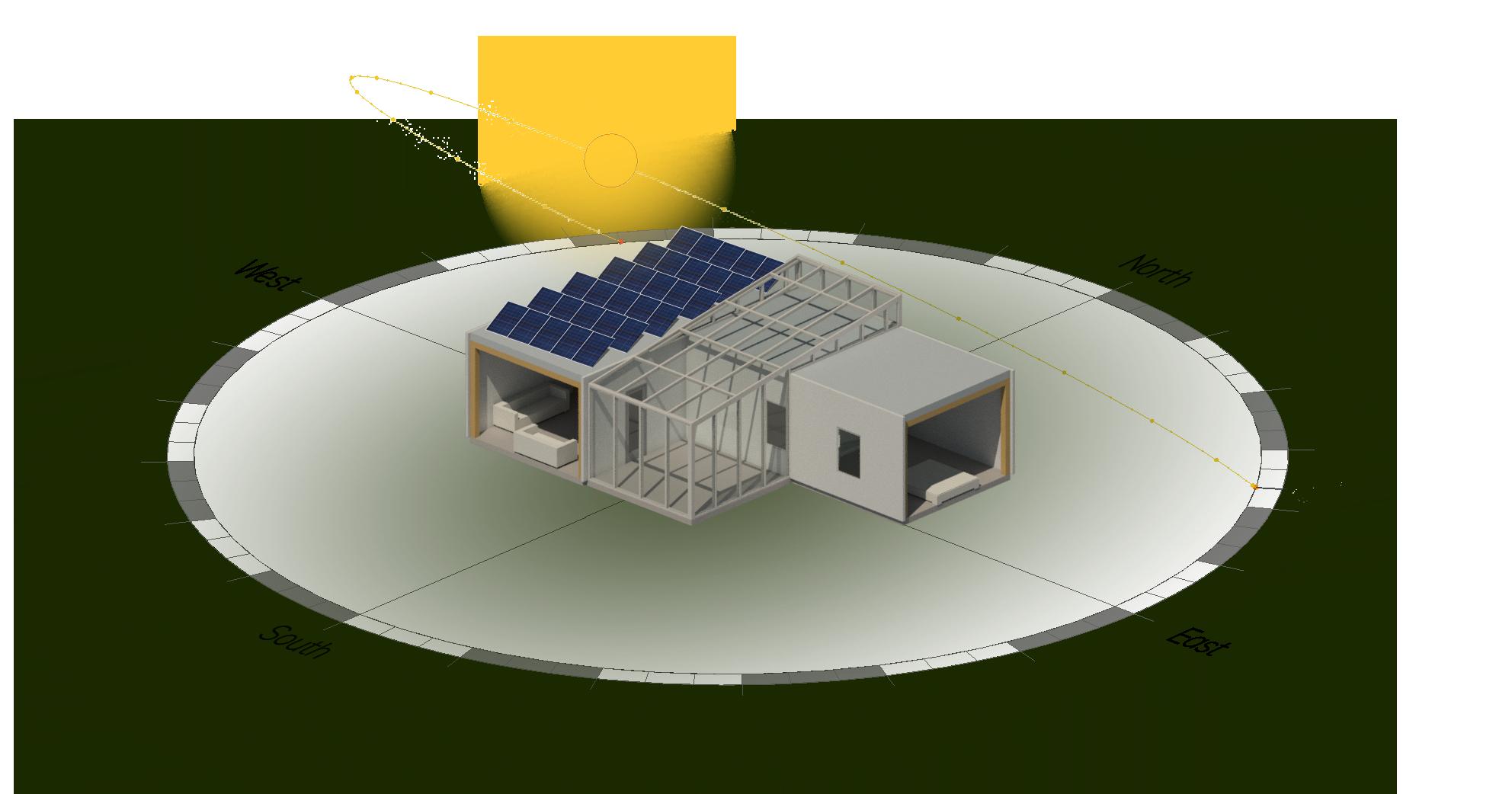 Dit duurzame huis klik je in elkaar - Mand een machine huis ter wereld ...