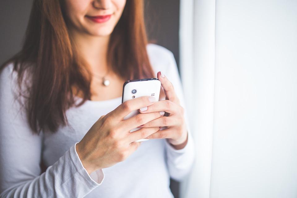 Smartphone (Pixabay)