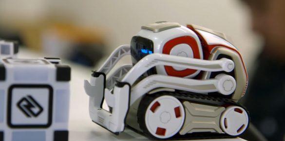 Video: Bevriend met een robot