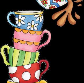 SKE high tea